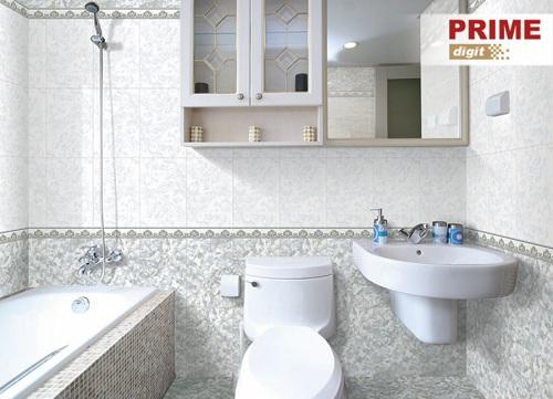 Gạch toilet ốp tường