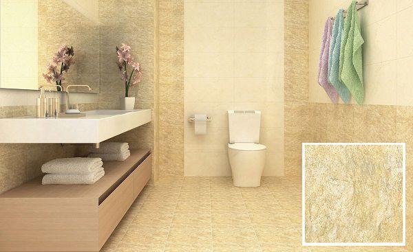 gạch lát nền toilet