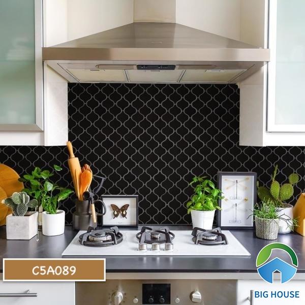 Gạch mosaic màu đen C5A089