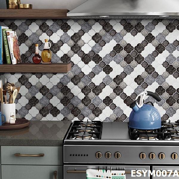 gạch mosaic ốp bếp ESYM007A