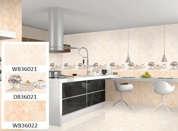 TTC DB36021 – WB36021 – WB36022 là bộ gạch ốp bếp hiện rất được ưa chuộng trên thị trường hiện nay