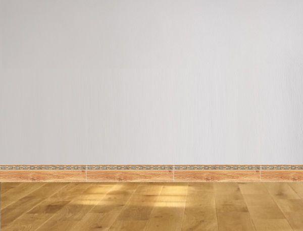 phối cảnh với gạch ốp chân tường 12x60 sang trọng