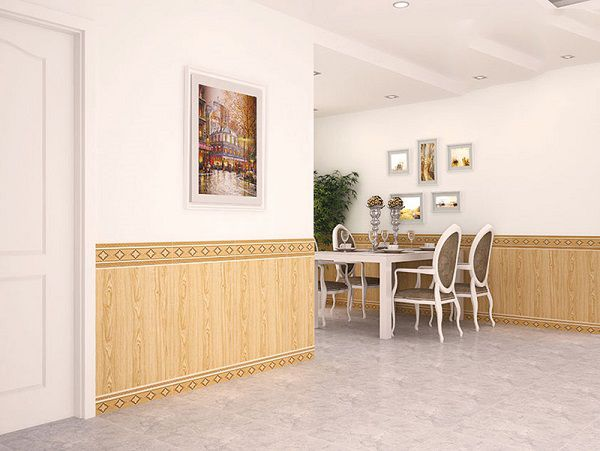 Giá gạch ốp chân tường cao 90cm: 40×90, 50×90, 60×90 bao nhiêu?