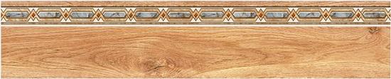 gạch ốp chân tường thấp vân gỗ