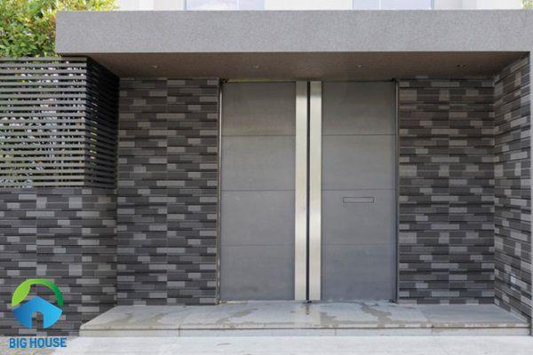 gạch ốp tường ngoại thất prime