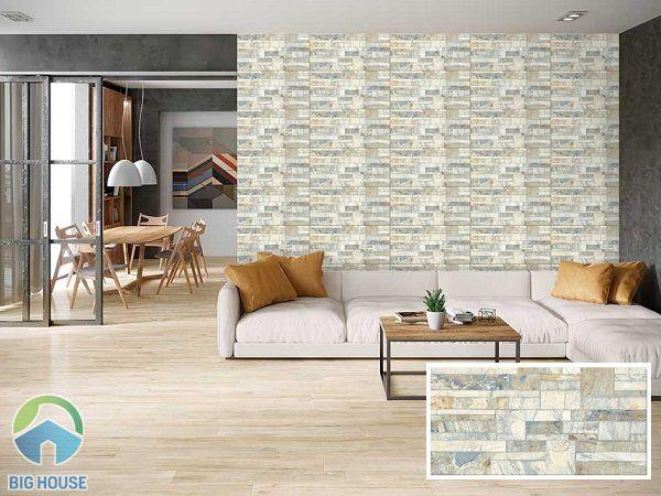 gạch ốp phòng khách 30x60 viglacera