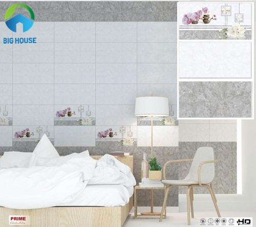 Bộ gạch ốp tường phòng ngủ Prime được yêu thích nhất