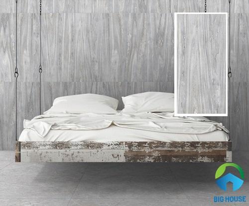gạch ốp phòng ngủ prime giả gỗ thanh lịch