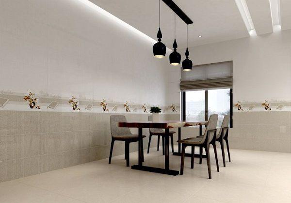 gạch ốp tường bếp thạch bàn