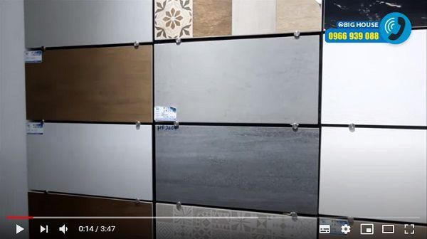 gạch ốp tường cho phòng khách 1