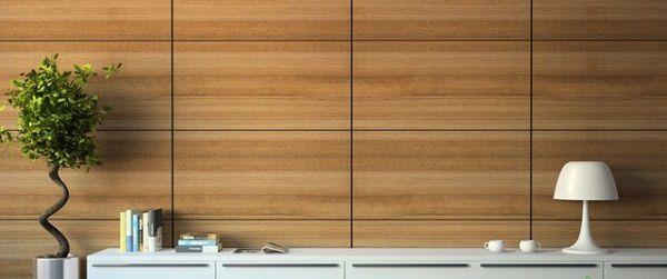 Cách ốp gạch giả gỗ đơn giản