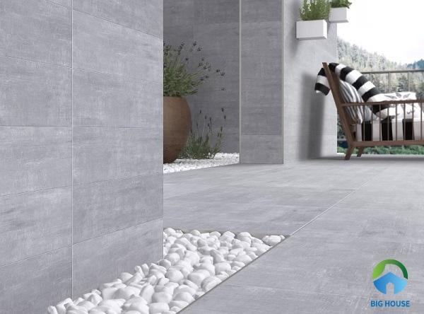 15 Mẫu gạch ốp tường màu xám Đẹp Xuất Sắc – Giá Tốt 2021