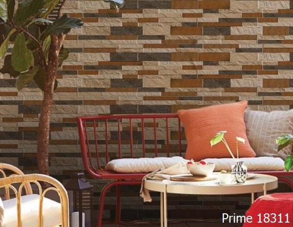 gạch ốp tường ngoại thất Prime 18311
