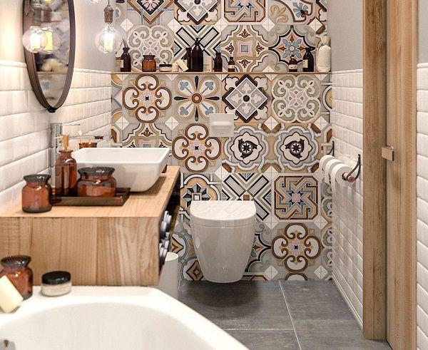 Top mẫu gạch ốp tường nhà vệ sinh nhỏ Đẹp – Ấn tượng nhất 2020