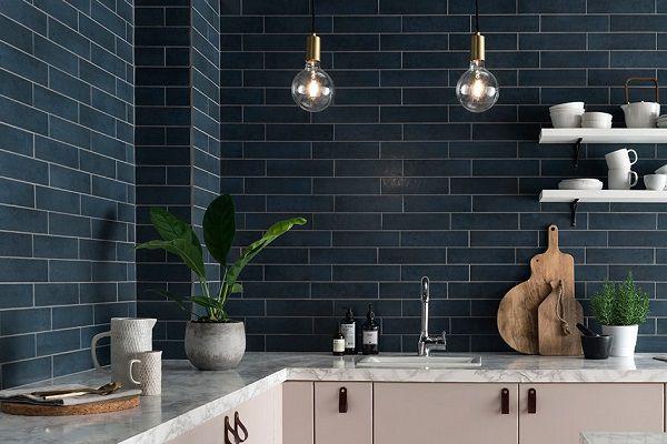 gạch ốp tường phòng bếp đẹp