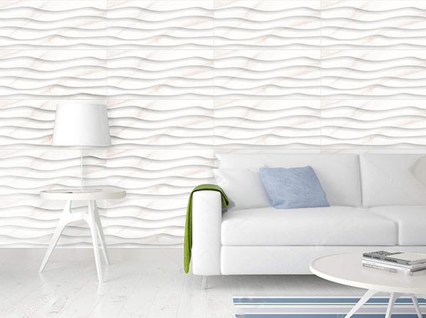 Gạch ốp tường giúp tăng thêm tính thẩm mỹ cho không gian sống của bạn