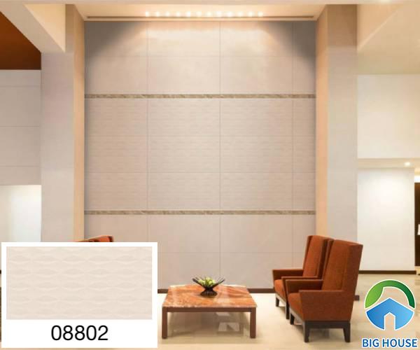 Gạch ốp tường phòng khách nhà ống Prime 08802