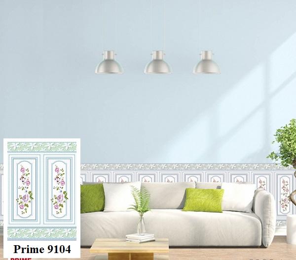 Tham khảo mẫu gạch ốp chân tường phòng khách Prime 9104 kích thước 60x86 cho không gian