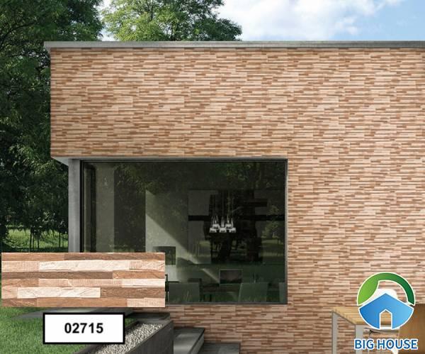Gạch ốp tường sân vườn giả cổ 02715