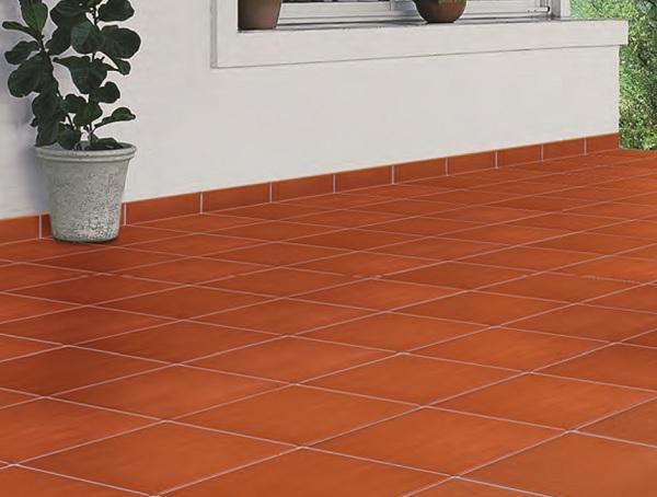 Gạch đỏ lát sân là sản phẩm được sử dụng rất nhiều tại các công trình