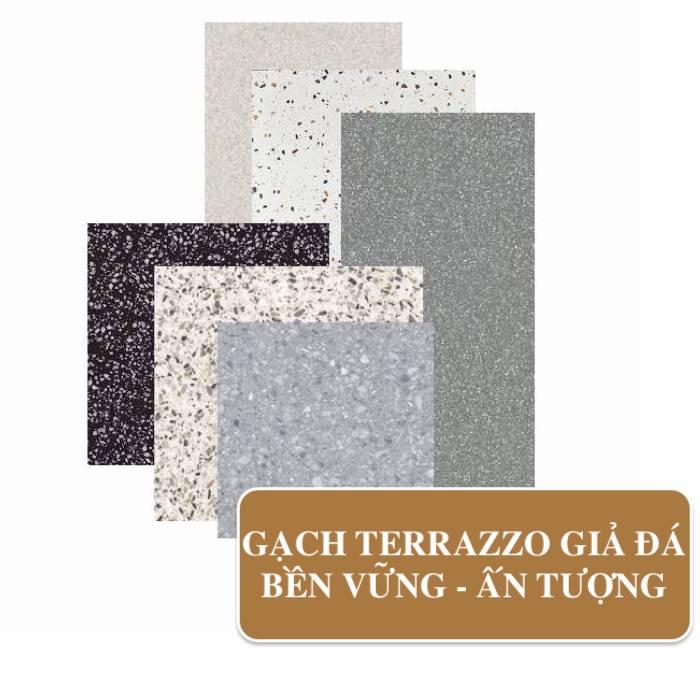 TOP mẫu gạch Terrazzo giả đá đẹp kèm bảng giá mới nhất