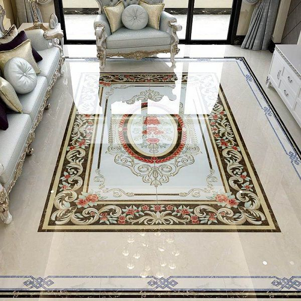 gạch thảm 3d vi tinh