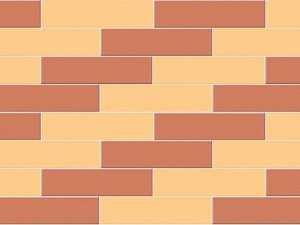 Gạch thẻ ốp tường trang trí kích thước 6x24 được sử dụng phổ biến tại nhiều công trình