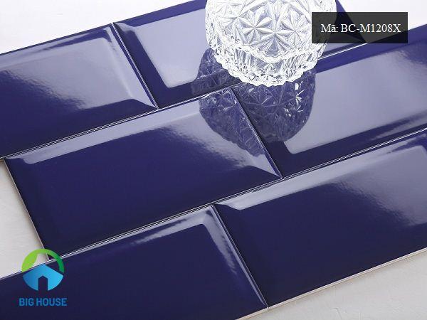 gạch thẻ màu xanh dương bc m1208x