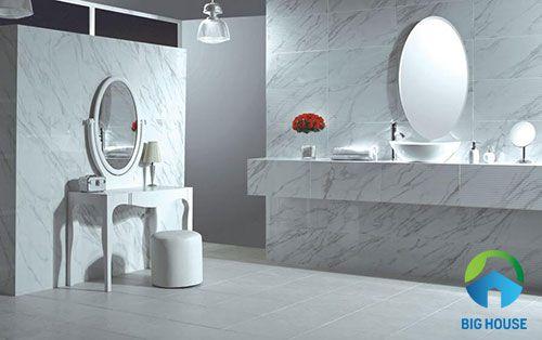 gạch toilet 30x60 đẹp mắt