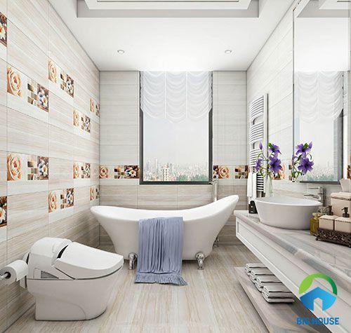 gạch toilet 30x60 ấn tượng nhất