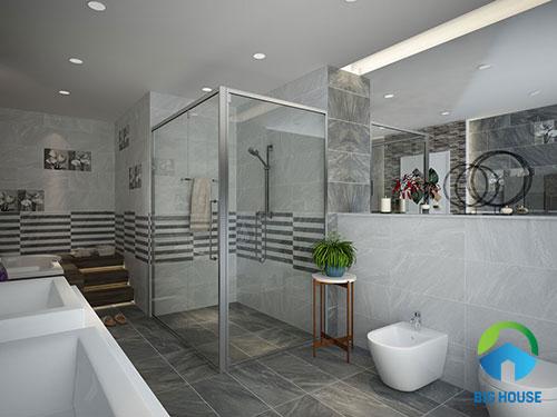 mẫu gạch toilet 30x60 ấn tượng nhất