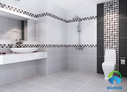 gạch toilet màu xám 5