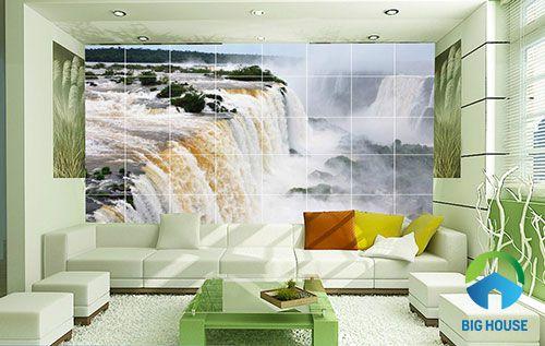 Top mẫu Gạch trang trí ốp tường Ấn tượng – Bắt mắt – Thu hút nhất 2021