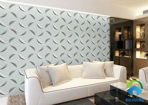 gạch ốp trang trí tường ấn tượng