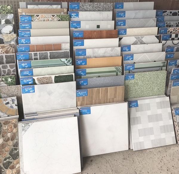 Giá 1 thùng gạch lát nền 40×40, 50×50, 60×60, 80×80 Mới 2021