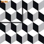 giá gạch bông đen trắng 4