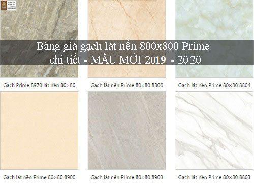 Bảng giá gạch lát nền 800×800 Granite Mẫu mã Đẹp – Chiết khấu cao