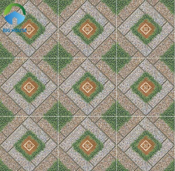 Bạn cũng có thể lựa chọn map gạch này cho sân vườn nhà bạn