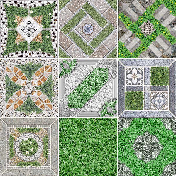 TOP mẫu gạch giả cỏ lát sân Đẹp, kèm BÁO GIÁ TỐT nhất 2020