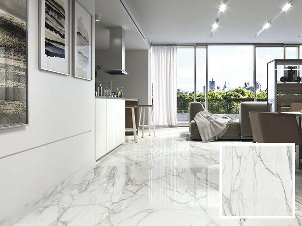 mẫu gạch lát nền 120x120 giả đá marble