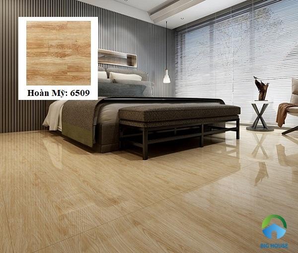 mẫu gạch lát nền giả gỗ 5