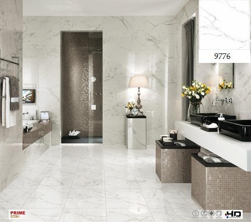 Gạch lát nền nhà tắm chống trơn hiệu quả