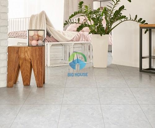mẫu gạch lát nền phòng ngủ đẹp sang trọng