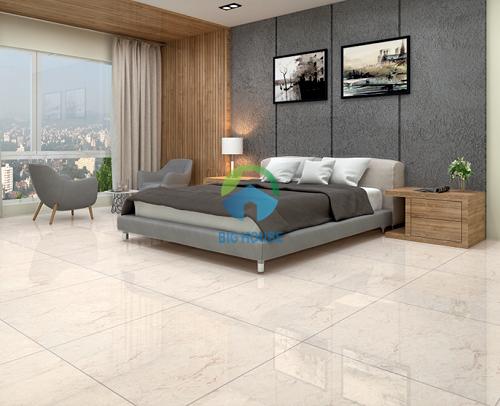 mẫu gạch lát nền phòng ngủ sang trọng