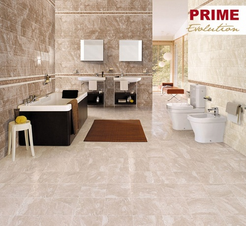 Mẫu gạch ốp tường nhà vệ sinh Prime đẹp