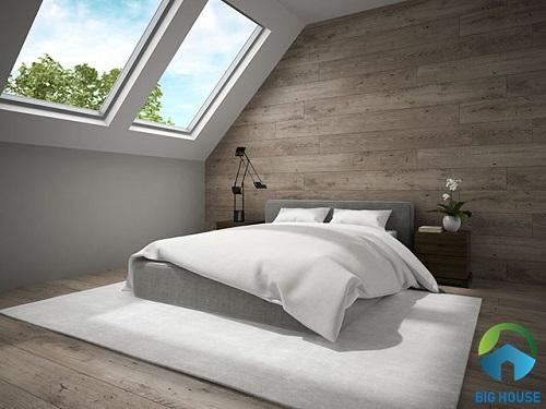 mẫu gạch ốp tường phòng ngủ 10