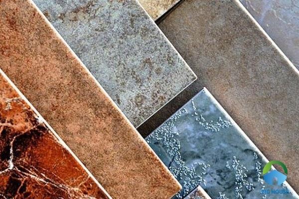 phân loại gạch lát nền