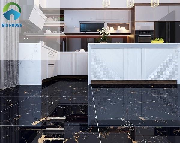 Top mẫu gạch lát nền màu đen Đẹp – Sang – Giá tốt nhất 2021