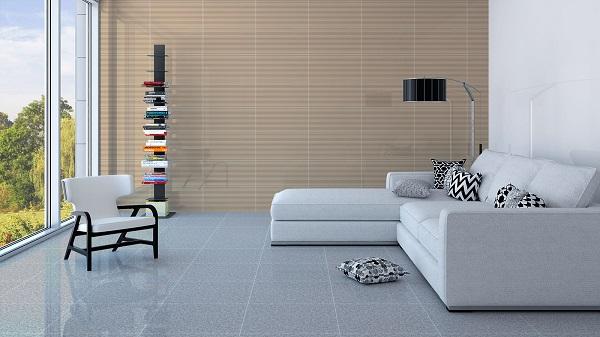 Bạn nên tránh phối màu tường và gạch nền không thích hợp